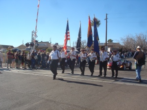 Wickenburg Gold Rush Days 2011 Parade